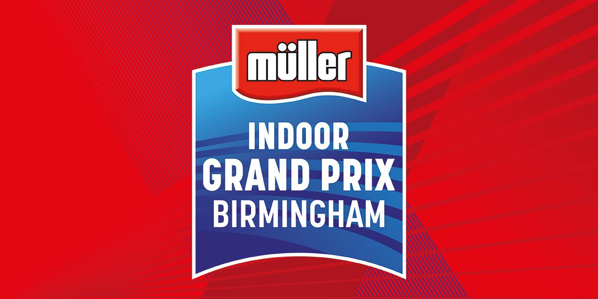 Müller Indoor Grand Prix Birmingham