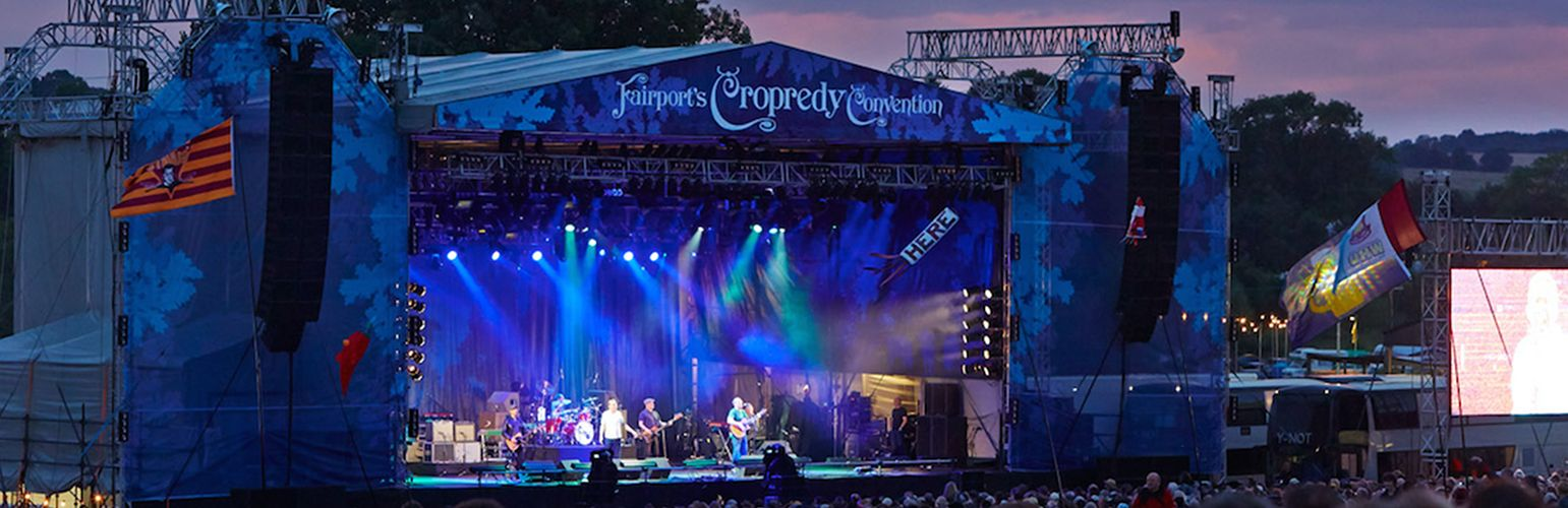 Fairport's Cropredy Convention Festival